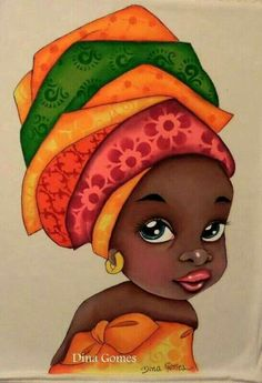 Character Diamond Painting African Girl Full Drill Cross Stitch DIY Home Decoration Kit African Girl, African American Art, African Children, African Beauty, American Women, Black Girl Art, Black Women Art, Art Women, Art Afro