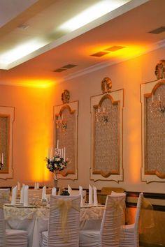 #amber #uplighting Gold Wedding, Black Gold, Amber, Ivy