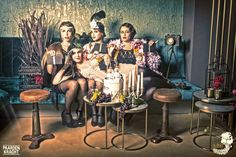 Boudoir 20's PhotoBooth by PaardenKracht