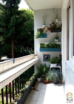 skrzynki_z_szuflad_2 Hacks, Patio, Outdoor Decor, Diy, Home Decor, Balcony, Decoration Home, Bricolage, Room Decor