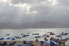 Playa de Las Canteras¡¡ Una tarde de un 13 de noviembre de 2013¡¡