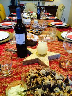 Las Navidades siempre con un buen vino Priorat.