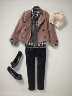 Totally Tween @Nicole Foster. Love this look, but my ddaughter wouldn't wear this.