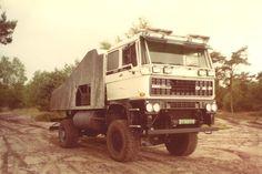 Jan de Rooy, Thierry de Saulieu, Martinus Ketelaars - DAF 3300 (The Bull) - 1985 - Dakar