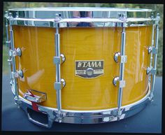 Tama Solid Maple Shell 8 x 14 Snare Drum | eBay