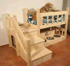 Cute idea for the 4-legged children