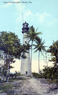 Searchable collections of manuscripts, war records, historic images, vital statistics, audio and video recordings from the State Library and Archives of Florida. Miami Photos, Chicago Photos, Cape Florida Lighthouse, Florida Images, Key Biscayne, Image Title, Miami Florida, Lighthouses, Us Travel