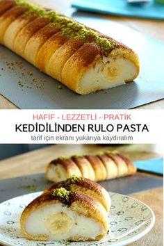 Videolu anlatım Kedidili Bisküviyle Rulo Pasta (videolu) Tarifi nasıl yapılır? 16.056 kişinin defterindeki bu tarifin videolu anlatımı ve deneyenlerin fotoğrafları burada. Yazar: Elif Atalar
