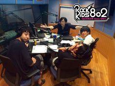現在メンバー揃ってユニゾン生出演中!!! ラジ友 ゆにこ vs ぴのっこによる UNISON SQUARE GARDENクイズ!スタート! #radiko #rk802 を聴く▷radiko.jp/#802