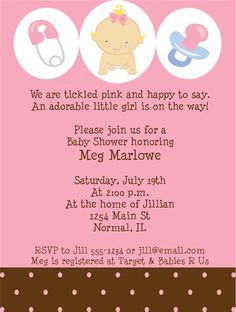 1000+ images about Pictures on Pinterest | Baby shower invitations, Printable baby shower ...
