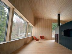 Passivhaus Vogel in Mostelber, Switzerland: Diethelm and Spillman
