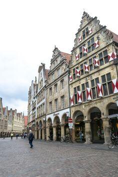 Münster erleben? Ich zeige wie das geht – mit den besten Sehenswürdigkeiten, Highlights & Insidertipps für die lebenswerteste Stadt Deutschlands.