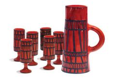 MID-CENTURIA : Art, Design and Decor from the Mid-Century and beyond: Roger Capron Ceramics