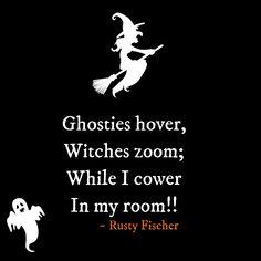 101 Haunting Rhymes for Little Monsters, an Ebook by Rusty Fischer Halloween Rhymes, Halloween Poems, Halloween Signs, Halloween House, Spirit Halloween, Halloween Pumpkins, Halloween Party, Thank You Note Wording, Pumpkin Poem