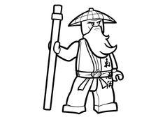 Top 20 Free Printable Ninja Coloring Pages Online ...