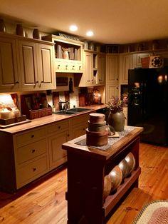 Gail Reeder's Primitive Kitchen