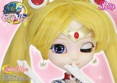 Sailor Moon Pullip Doll #SailorMoon
