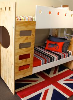 Design by Umur Yazici Furniture Sale, Luxury Furniture, Kids Bunk Beds, Kids Bedroom, Soho, Urban, Design, Home Decor, Decoration Home