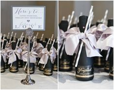 Glamorous Engagement Party by Melody Melikian Photography