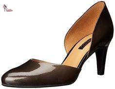 Shape 75 Pointy, Bottes Classiques Femme, Noir (11001Black), 41 EUEcco