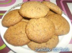 cookies senza glutine biscotti con farina di mais senza glutine
