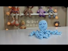 Tutorial Polvinho para UTI Neonatal – The Hand Made Crochet I Cord, Crochet Bear, Crochet Toys, Amigurumi Toys, Amigurumi Patterns, Amigurumi Tutorial, Hello Everyone, Baby Gifts, Diy And Crafts
