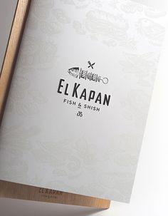El Kapan Menu by Marka