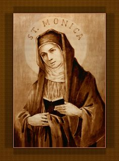 The Life Of Saint Monica By F.A. Forbes part. 4.  HOW ST. MONICA BY HER GENTLENESS AND CHARITY WON PATRICIUS AND HIS MOTHER TO CHRIST