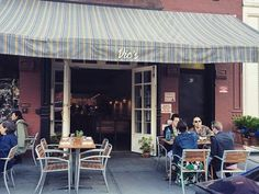 Delightful 25 Lovely Outdoor Dining Spots In New York City