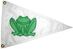 Frog Pennant