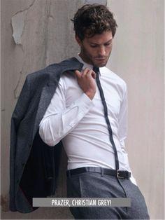 Jamie Dornan Grey | Jamie Dornan, o novo Christian Grey! | Beleza e Vaidade