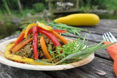 Mediterrane quinoa salade - Rineke Dijkinga
