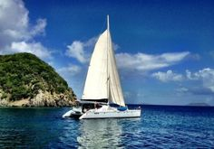 Read the top main 5 reasons why the British Virgin Islands is called the Sailing Capital of the Caribbean.