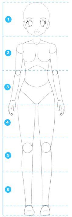 como aprender a dibujar mujeres anime y manga 2
