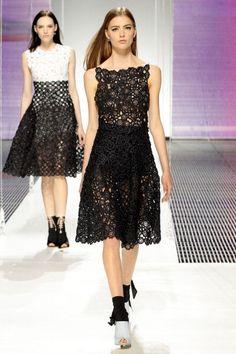 desfile da Dior 2015
