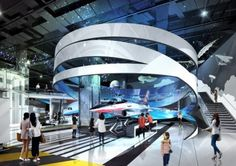 National Gwacheon Science Museum High-tech Hall 2 Remodeling / 국립 과천과학관 첨단기술관 2관 리모델링