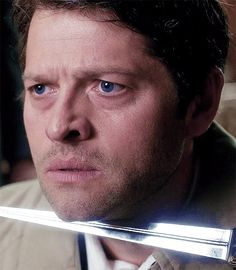 Supernatural ~ To Hell And Back Behind Blue Eyes, Misha Collins, Castiel, Family Business, Real Life, Tv Shows, Winchester, Sons, Apocalypse