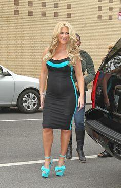 big hair, big heels, kim z.