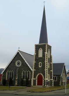 Waimate Anglican Church in Canterbury, New Zealand