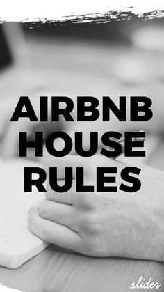 Airbnb House Rules Must Have Rules For Hosts – The little thins – Event planning, Personal celebration, Hosting occasions Airbnb House Rules, Air Bnb Tips, Airbnb Rentals, Local Contractors, Airbnb Host, Rental Decorating, Sharing Economy, Rental Property, Rental Apartments