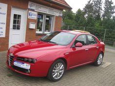 Alfa Romeo 159 1.9 JTS 16V Distinctive Design Giugiaro