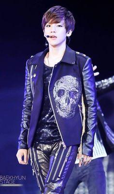 Byun Baek Hyun (변백현) of EXO-K