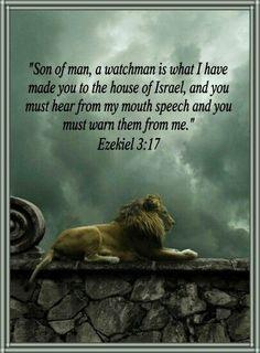 Ezekiel 3:17