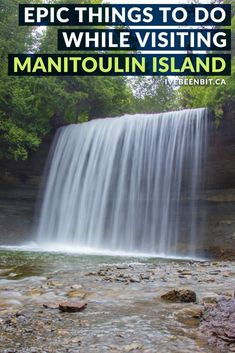 Hiking, lookouts, good eats, great beer, beautiful arts & so much more! Check out these amazing things to do on Manitoulin Island you'll adore! Travel Advice, Travel Guides, Travel Tips, Travel Info, Places To Travel, Places To See, Travel Destinations, Quebec, Vancouver