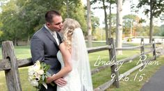 """It was a beautiful day at Huntingdon Valley Country Club for Lindsay and Ryan's wedding!  Music licensed through Song Freedom. """"Rhythym of Love"""" - Plain White T's"""