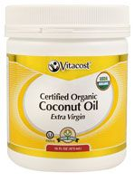 Vitacost Extra Virgin Certified Organic Coconut Oil -- 4 fl oz ^^ You can get additional details at : Fresh Groceries Unrefined Coconut Oil, Organic Coconut Oil, Organic Oil, Coconut Oil For Lips, Sources Of Dietary Fiber, Cooking With Coconut Oil, Extra Virgin Coconut Oil, Best Oils, Searching