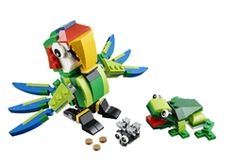 LEGO® Rainforest Animals