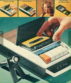 Audio cassette player/recorder
