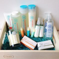 Eco-friendly home, baby, & skincare products from @The Honest Company.