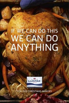 Lurpak - If we can do this, we can do anything Fox Food, Creative Communications, Advertising Design, Print Ads, Do Anything, Pot Roast, Packaging Design, Turkey, Canning